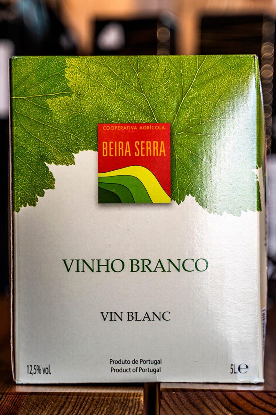 Beira Serra Branco-5L