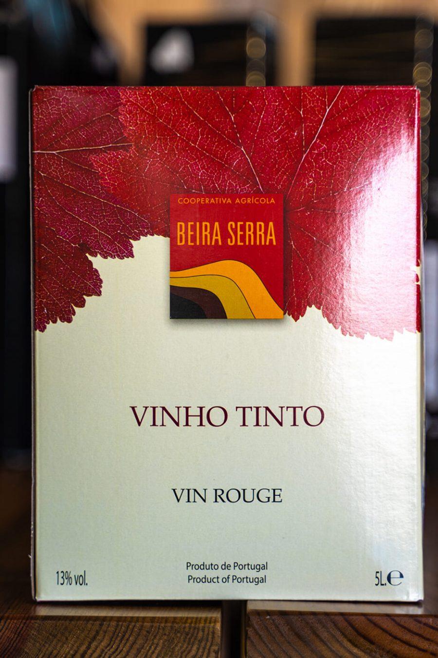 Beira Serra Tinto-5L