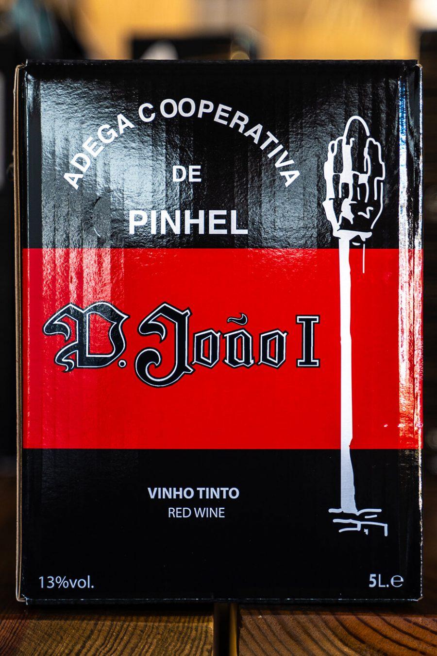 D.João I Tinto-5L