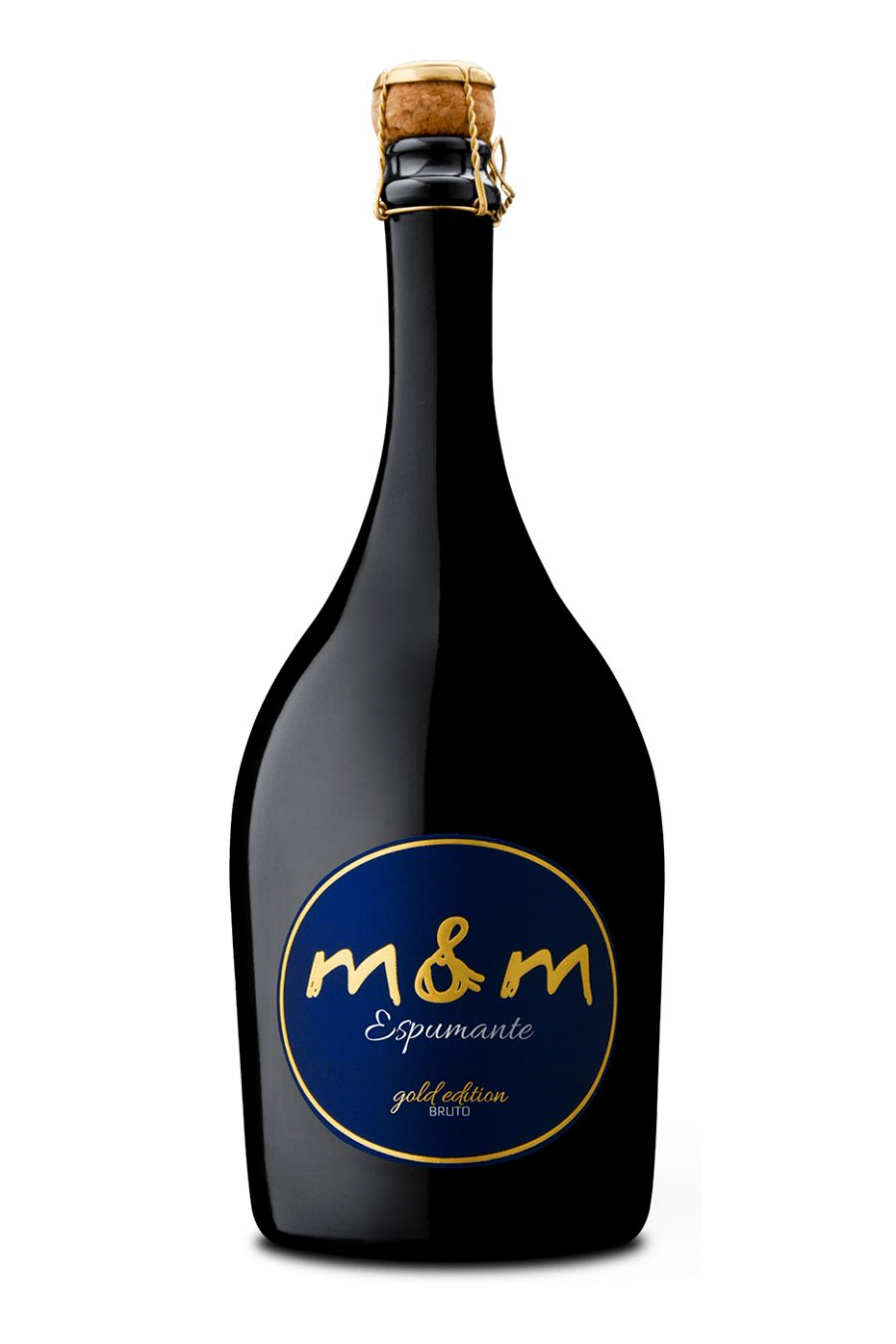 M&M Gold Branco Bruto